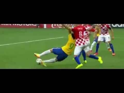 Brazil Vs Croatia (3-1) Controversial Penalty ~ 2014 FIFA WORLD CUP BRAZIL (HD) ~ BRA Vs CRO #Vid 01