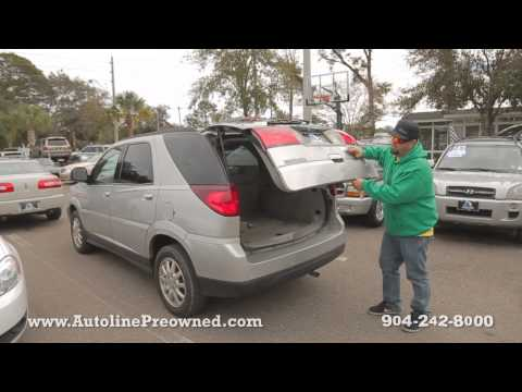 Autoline's 2007 Buick Rendezvous CX Walk Around Review Test Drive
