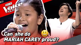 11-Year-Old sings INSANE HIGH NOTES in The Voice Kids