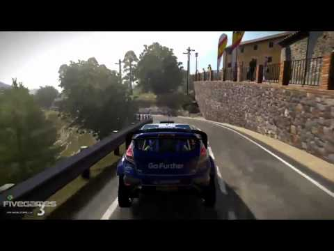 WRC 3 - Spain Gameplay [HD]