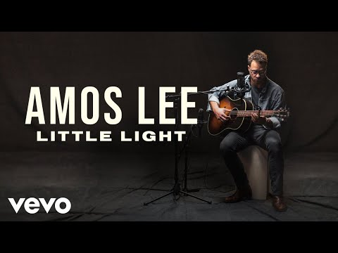 "Amos Lee - ""Little Light"" Official Performance 