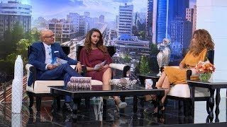 Hamelmal Abate Interview with Feryat (Sunday with EBS)