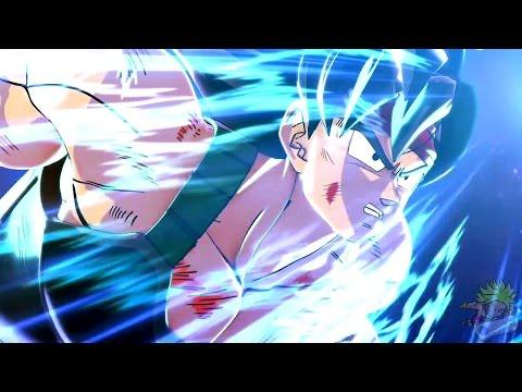 Dragon Ball XENOVERSE 2 Bardock Vs Frieza Animated Cutscene (Japanese Voice)