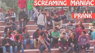 Screaming Maniac Prank | Pranks In India | ANB Team