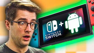 Android on Switch is... AWESOME!?