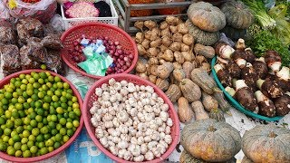 Amazing Cambodian Market Street Food Compilation, Cheap Street Foods