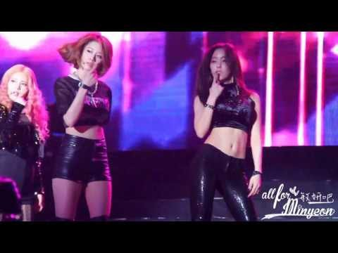 131221 T-ARA's ON AIR in Guangzhou - Like The First Time