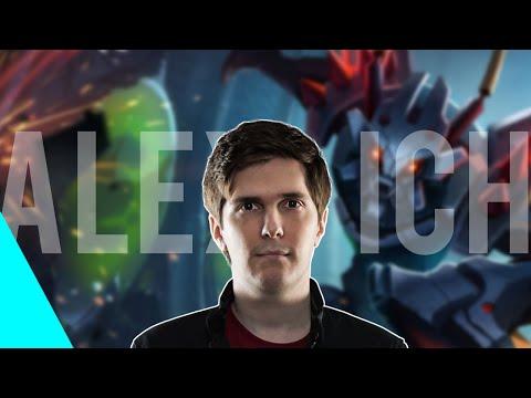 Alex Ich - Legendary Mid Laner | 2013-2015 Montage (League of Legends)