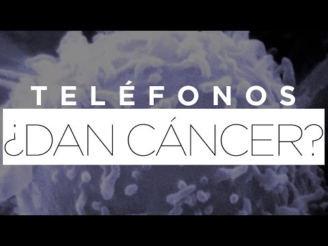 Los teléfonos ¿dan cáncer?