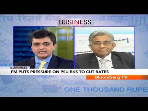 In Business - Rate Cuts Only After The Deposit Rates Decline: SBI