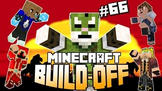 Minecraft Build Off #66 - THE LION KING!