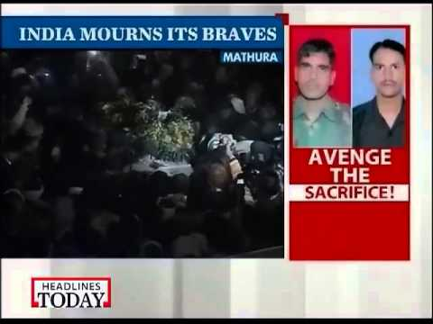 Kin of jawans' killed in LoC by Pak soldiers demand justice