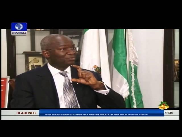 Law Weekly: Fashola Speaks On How Tenancy Law Fights Corruption