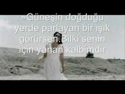GAYE AKSU(sevdan ile) aşk sözleri video klibi