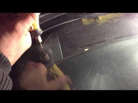 Ремонт трещин на автостеклах своими руками 31