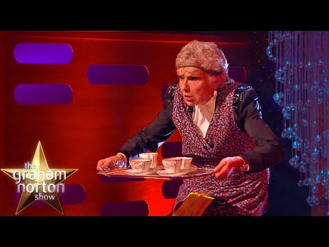 Nicole Kidman, Julie Walters and Hugh Bonneville Do Some Improv - The Graham Norton Show