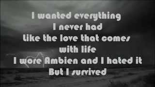 Alive-Sia (lyrics)