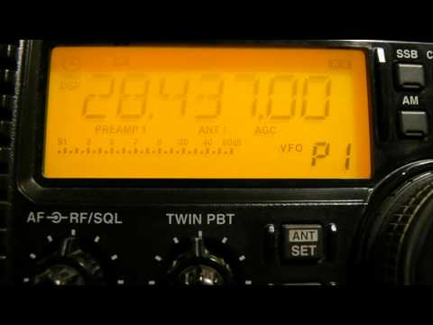 28437khz,Amateur radio, Frenchmen.