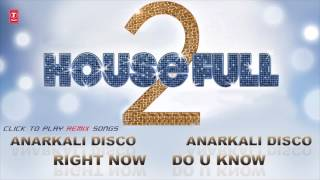 Housefull 2 - Housefull 2 Full Songs | Remixes Jukebox