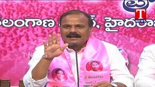 MLC Karne Prabhakar Speaks over Oppositions Parties Alliances   live Telugu