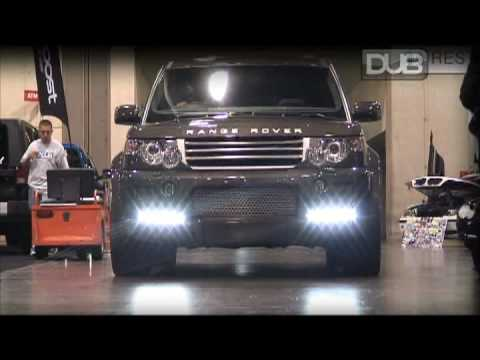 2009 LSE Coupe: The World s First 2-door Range Rover Sport