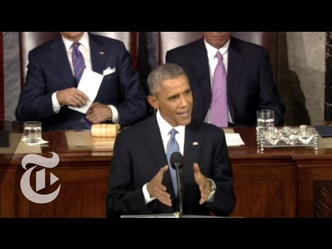 Obama: The State of the Union Is Strong | President's 2015 SOTU Address on 1/20/15