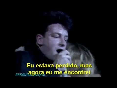 U2 Amazing Grace (Live 1984 Germany) legenda em português BR HQ