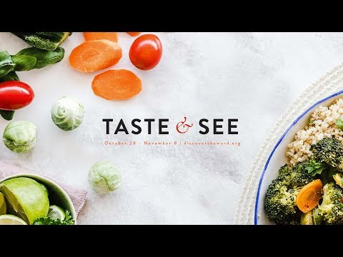 Taste And See (Part 1) with Margaret Feinberg on Discover the Word