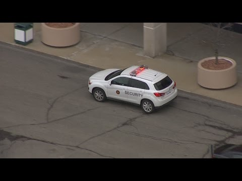 Suspect escapes Mall Security