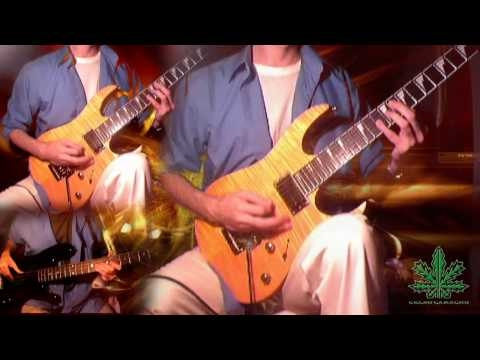 Iron Maiden - How To Play Genghis Khan / Iron  Maiden