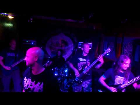Disavowed - Live in cafe De Engel 06-09-2015