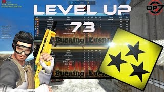 Operation 7 stanrock ( -NatS- ) Level Up 73! PP