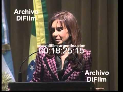 DiFilm - Lanzamiento sistema bilateral de pago en moneda local Brasil Argentina (2008)