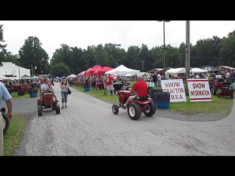 2016 Wheel Horse Show Part 1 South Mountain Fairgrounds Arendtsville, PA