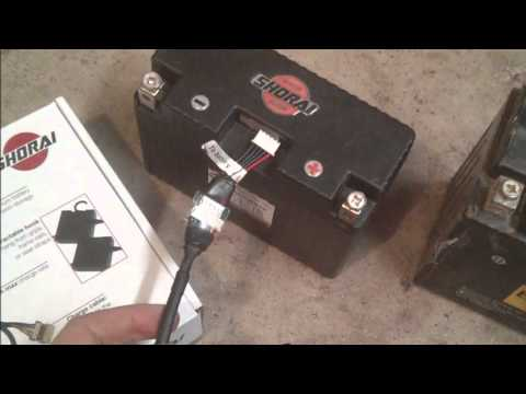 Shorai Battery and Charger review Pros Cons and mods