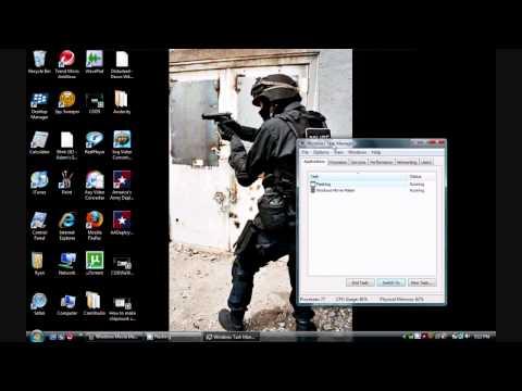 How to fix the black screen virus