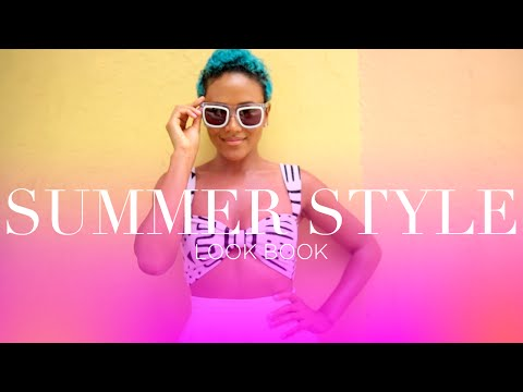 Summer Look Book