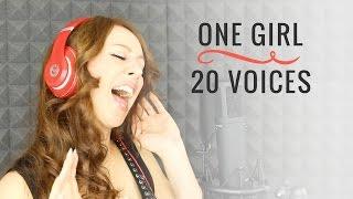 Download Lagu Singers Impressions - 1 Girl 20 Voices - Imitazioni Cantanti Gratis STAFABAND