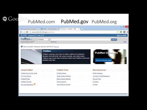 Aprendiendo a buscar información de calidad en Internet