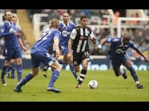 Hatem Ben Arfa Wonder Goal - Newcastle United v Bolton Wanderers (Monday 9th April 2012)