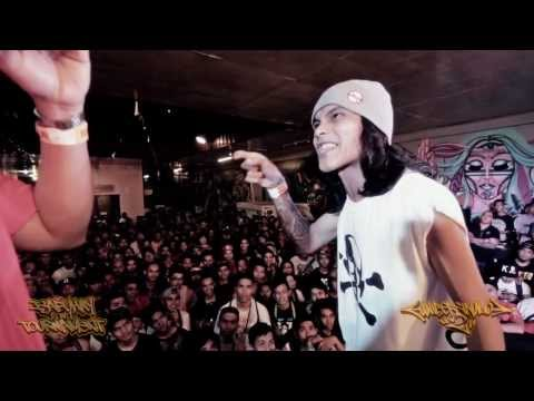 Fliptop - Aklas Vs Blkd  Isabuhay Tournament Finals video