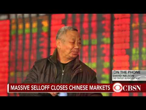 China Markets Shut Down Minutes After Opening