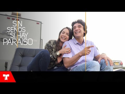 Sin Senos Si Hay Paraíso 3   Carmen Villalobos se destapa con Jotica en esta entrevista   Telemundo