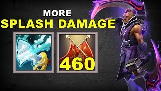 He needs More Splash DMG | Dota 2 Ability Draft