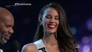 Miss Universo 2018: Las aspirantes del Top 5 responden la pregunta final