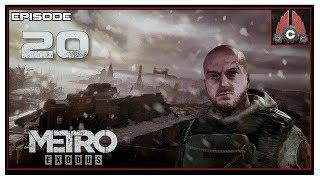 Let's Play Metro: Exodus (Ranger Hardcore) With CohhCarnage - Episode 20