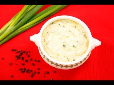 Как приготовить соус тартар - видео