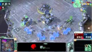 WCG 2011 Korea National Finals Ro32, Group D part 1
