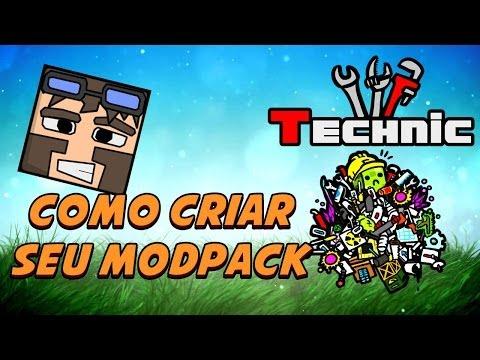 Como criar Modpack para Technic Launcher