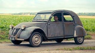 Citroen 2CV Egg Challenge | Top Gear: Series 25 | BBC